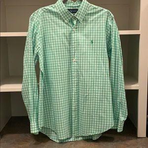 Men's Polo Ralph Button Up